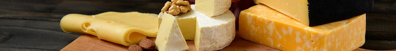 גבינות ארוזות
